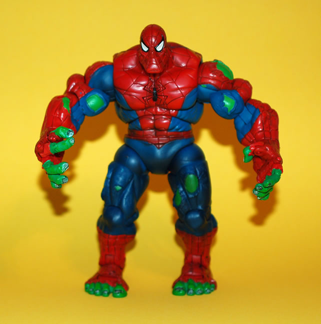 The Incredible Hulk Spider Action Figure